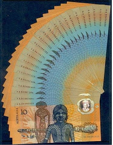 1988 Johnston Fraser Bicentennial Notes