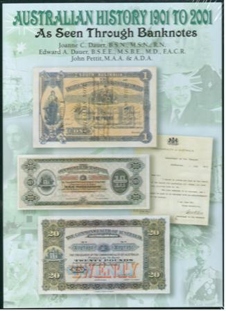 AUSTRALIAN HISTORY THROUGH BANKNOTES
